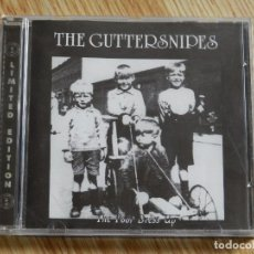CDs de Musique: CD THE GUTTERSNIPES - THE POOR DRESS UP LIMITED EDITION PUNK UK BRITISH. Lote 104285639