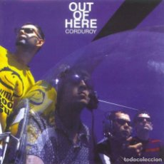 CDs de Música: CORDUROY / OUT OF HERE. Lote 104303727