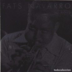 CDs de Música: FATS NAVARRO / FATS BLOWS. Lote 104305343