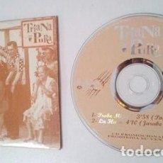 CDs de Música: TRIANA PURA DE TRIANA AL CIELO DISCO DE ORO FLAMENCO DUENDE PROBE MIGUEL CD PROMO EDICION RADIOS. Lote 104308339