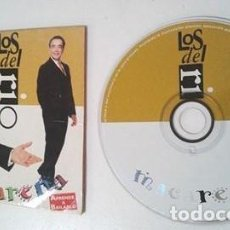 CDs de Música: LOS DEL RIO / MACARENA (2 VERSIONES) APRENDE A BAILARLO (CD SINGLE CARTON 1996). Lote 104308619