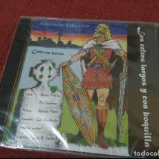 CDs de Música: CARNAVAL DE CADIZ CD LOS CELTAS LARGOS Y CON BOQUILLAS CORO NUEVO CON PRECINTO. Lote 104310751