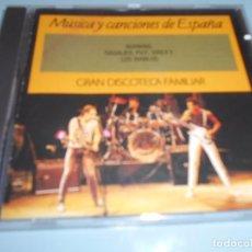CDs de Música: CD- BURNING - SALVAJES- P.V.P. - SIREX Y LOS DIABLOS - 15 TEMAS. Lote 104311795