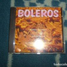 CDs de Música: CD BOLEROS . Lote 104312163