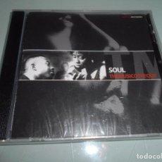 CDs de Música: CD PRECINTADO - SOUL THEMUSICOTHEQUE - 20 TEMAS. Lote 104314779