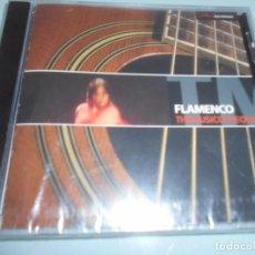 CDs de Música: CD PRECINTADO - FLAMENCO THEMUSICOTHEQUE - 15 TEMAS. Lote 104315091