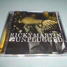 CDs de Música: CD - RICKY MARTIN - UNPLGGED - 12 TEMAS. Lote 104316159