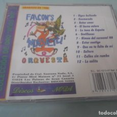 CDs de Música: CD PRECINTADO - ORQUESTA CANARIA FALCON´S BOYS - 12 TEMAS. Lote 104320775