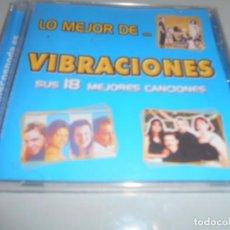 CDs de Música: CD PRECINTADO ORQUESTA CANARIA VIBRACIONES 18 TEMAS. Lote 104320935