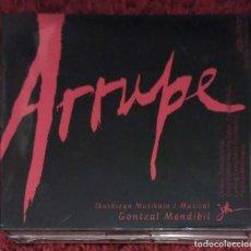 CDs de Música: ARRUPE (GONTZAL MENDIBIL) 2 CD'S + DVD 2007 * PRECINTADO. Lote 104327351