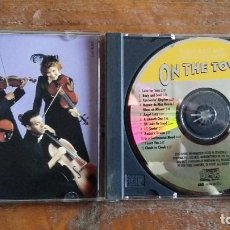 CDs de Música: TURTLE ISLAND STRING QUARTET ON THE TOWN. Lote 104329783