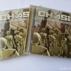 CDs de Música: CD - DISCOTECA CHASIS - LOVE THE NEXT REVOLUTION. Lote 104350847