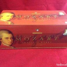 CDs de Música: MOZART-COMPLETE WORKS-170 CD BOX-BRILLIANT CLASSICS-92540-2005. Lote 104355863