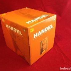 CDs de Música: HANDEL-THE MASTERWORKS-40 CD BOX-BRILLIANT CLASSICS-92390. Lote 104356479