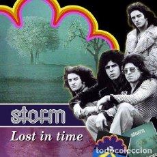 CDs de Música: STORM - LOST IN TIME, DOBLE CD DIGIPACK. Lote 104358155