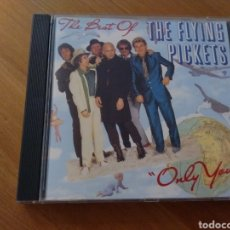 CDs de Música: THE BEST OF THE FLYING PICKETS. Lote 104359538