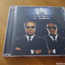 CDs de Música: MIB MEN IN BLACK THE ALBUM. Lote 104360694