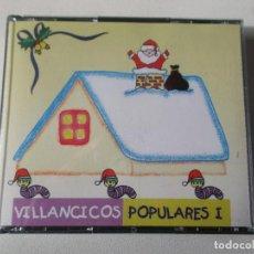 CDs de Música: VILLANCICOS POPULARES 2 CDS 1998. Lote 104372231