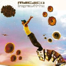 CDs de Música: MACACO - INGRAVITTO (ESPAÑA, 2006. CON SOBRECUBIERTA) [SELLADO]. Lote 104411703