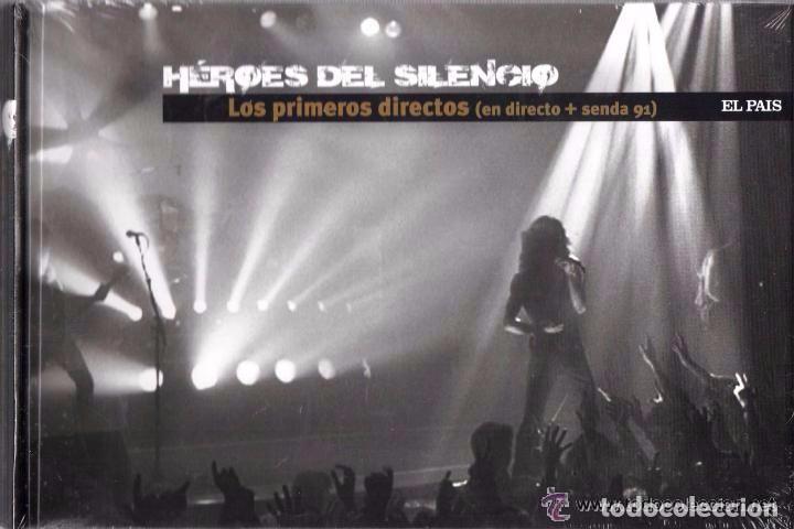 HEROES DEL SILENCIO DIRECTO 89 + SENDA 91 DISCOLIBRO (Música - CD's Rock)