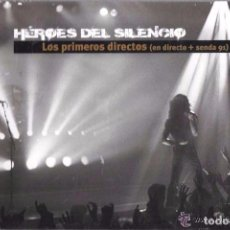 CDs de Música: HEROES DEL SILENCIO DIRECTO 89 + SENDA 91 DISCOLIBRO. Lote 104447647