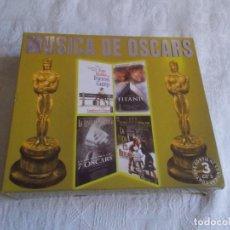 CDs de Música: MÚSICA DE OSCARS 3 CD'S. Lote 104467679