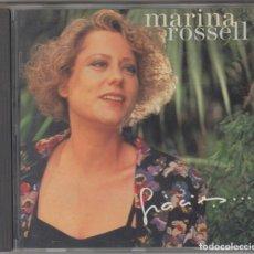 CDs de Música: MARINA ROSSELL CD GRÀCIES 1994 PDI DUETS LLUÍS LLACH MANZANITA MARIA DEL MAR BONET. Lote 104470779