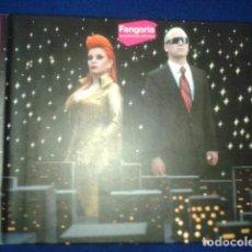 CDs de Música: FANGORIA ( ARQUITECTURA EFIMERA ) DRO 2004 DIGIPACK CD + DVD + LIBRO. Lote 104492067