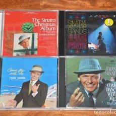 CDs de Música: 4 CD'S DE FRANK SINATRA. Lote 104492587