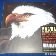 CDs de Música: MOGWAI ( THE HAWK IS HOWLING ) LIMITED EDITION 2008 WALL OF SOUND LTD DIGIPACK CD + DVD. Lote 104494527