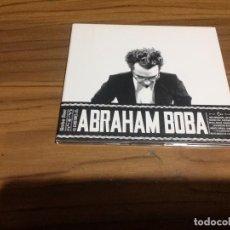 CDs de Música: ABRAHAM BOBA. LIMBO STARR. CD DIGIPACK EN BUEN ESTADO CON 10 TEMAS. BUEN ESTADO. RARO. Lote 104505231