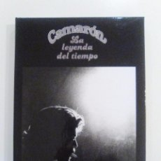 CDs de Música: CAMARON LA LEYENDA DEL TIEMPO EDICION 35 ANIVERSARIO CD + DVD + LIBRO (1979 UNIVERSAL 2013) VENENO . Lote 104557375