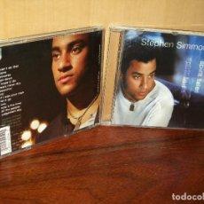 CDs de Música: STEPHEN SIMMONDS - SPIRIT TALES - CD . Lote 104596971