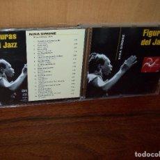 CDs de Música: NINA SIMONE - FIGURAS DEL JAZZ - CD . Lote 104599651