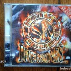 CDs de Música: SOZIEDAD ALKOHOLIKA - DIVERSIONES. Lote 104612183