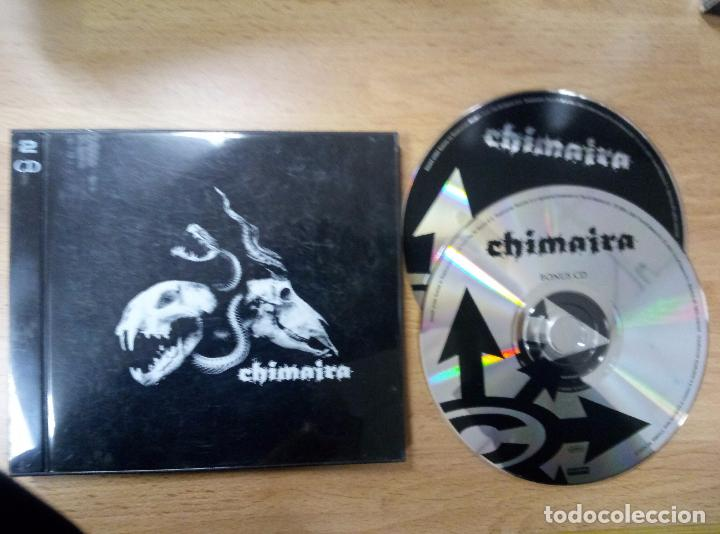 CHIMAIRA - CHIMAIRA SPECIAL LIMITED EDITION DOUBLE CD (Música - CD's Heavy Metal)