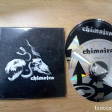 CDs de Música: CHIMAIRA - CHIMAIRA SPECIAL LIMITED EDITION DOUBLE CD. Lote 104625647
