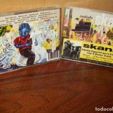 CDs de Música: SKANK - RADIOLA -CD NUEVO PRECINTADO. Lote 104627671