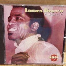 CDs de Música: JAMES BROWN / AT STUDIO 54 / SOUL 2. CD - 11 TEMAS / CALIDAD LUJO.. Lote 104630083
