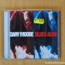 CDs de Música: GARY MOORE - BLUES ALIVE - CD. Lote 104647915