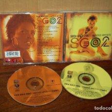 CDs de Música: SOCA GOLD 2002 - CD DOBLE ARTISTAS VARIOS . Lote 104685899