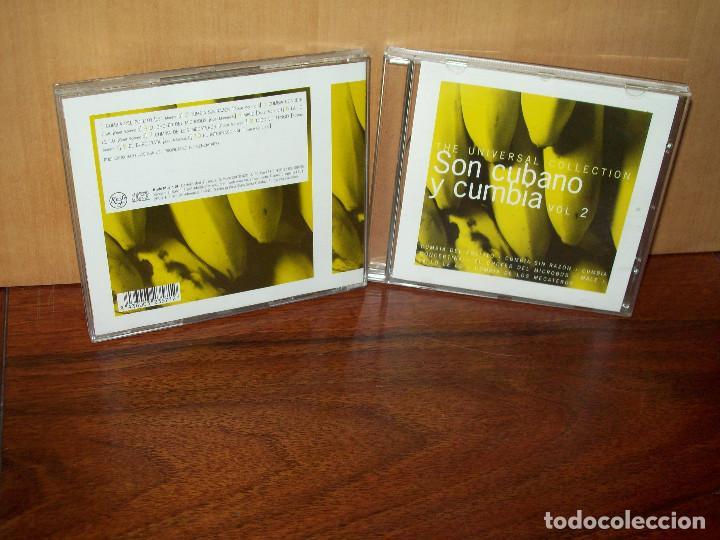 SON CUBANO Y CUMBIA - UNIVERSAL COLLECTION - CD VOLUMEN 2 1 SOLO CD (Música - CD's Latina)