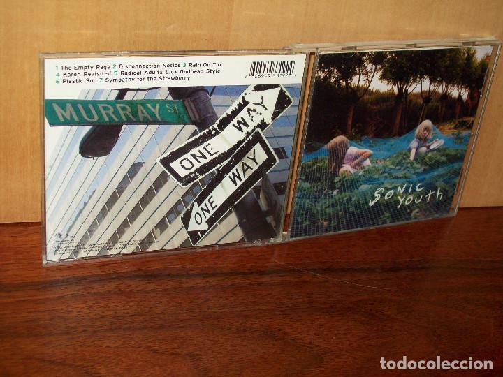 SONIC YOUTH - MURRAI STREET - CD (Música - CD's Rock)