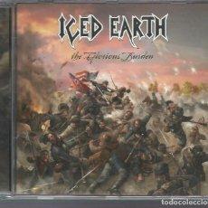 CDs de Música: ICED EARTH - THE GLORIOUS BURDEN - CD SPV 2004. Lote 104758935