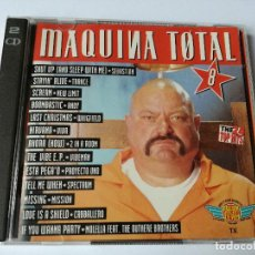CDs de Música: CD - MAQUINA TOTAL 8. Lote 104769135
