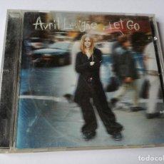 CDs de Música: CD - AVRILA LAVIGNE - LET GO. Lote 104777279