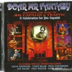 CDs de Música: DOBLE CD DEAR MR FANTASY (JIM CAPALDI & TRAFFIC CELEBRATION) PETE TOWNSHEND, PAUL WELLER, GARY MOORE. Lote 104806559