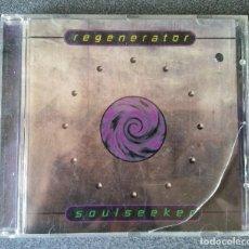 CDs de Música: REGENERATOR SOULSEEKER . Lote 104857691