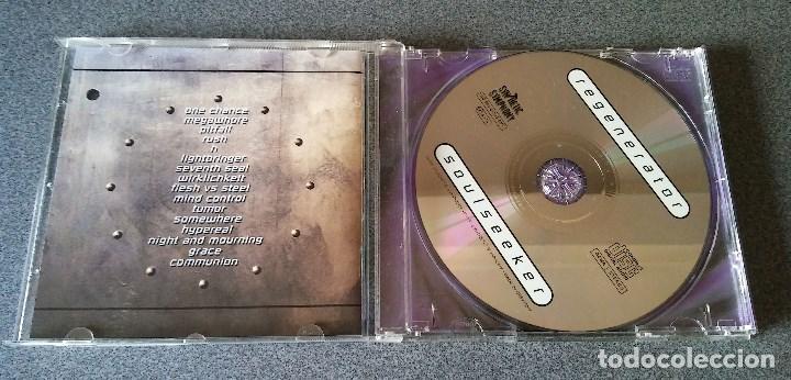 CDs de Música: Regenerator Soulseeker - Foto 2 - 104857691