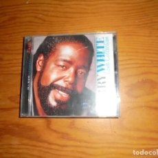CDs de Música: BARRY WHITE. LOVE COLLECTION. CD. RONDO. IMPECABLE. Lote 104860259